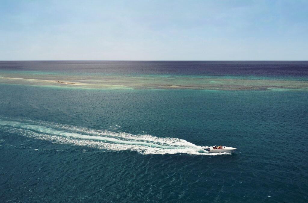 Transport de bateau vers la Guadeloupe