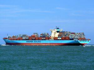 bateau Maersk