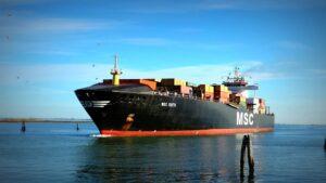 navire MSC