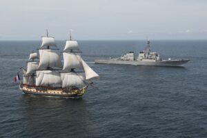 bateau de la marine nationale